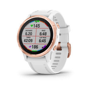 שעון דופק Garmin fenix 6s pro