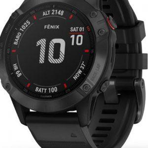 שעון דופק גרמין GARMIN FENIX 6 PRO