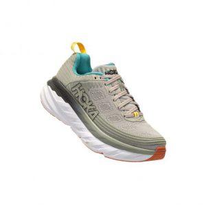 נעלי ריצה והליכה הוקה רחבות לנשים hoka bondi 6