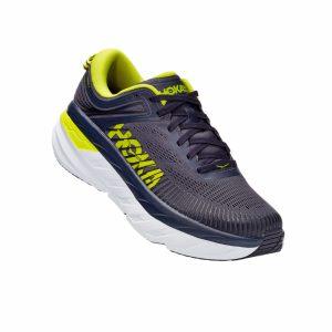 נעלי ריצה והליכה הוקה לגברים hoka bondi 7