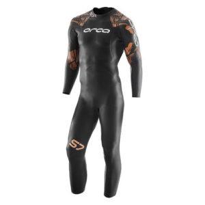 חליפת שחייה וטריאתלון ORCA S7 FULLSLEEVE
