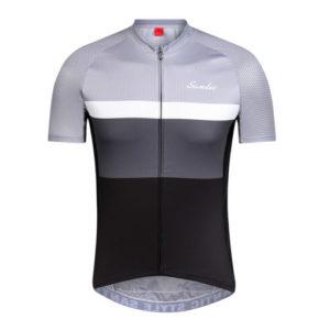 חולצת רכיבה מעולה במידות גדולות SANTIC