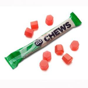 סוכריות אנרגיה בטעם אבטיח GU
