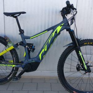 אופני שטח חשמליים KTM 272 מידה 17