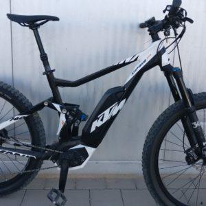 אופני שטח חשמליים KTM 272 מידה 19