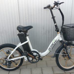 אופניים חשמליים יד שנייה 48 15.6 סוללה חדשה