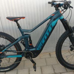 אופני שטח חשמליים סקוט SCOTT GENIUS מידה S