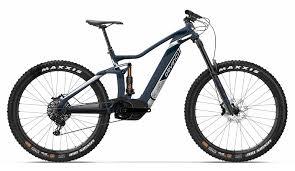 אופני שטח חשמליים Devinci AC NX/GX Blue Silver במידה M