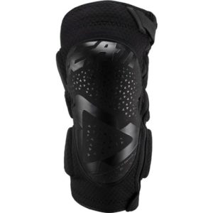 Leatt 3DF 5.0 Knee Guard Black מגן ברך מתקשה
