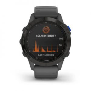 שעון דופק Garmin fēnix 6 Pro Solar