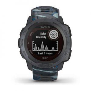 שעון דופק Garmin Instinct Solar – Surf Edition