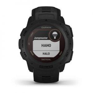 שעון דופק Garmin Instinct Solar – Tactical Edition