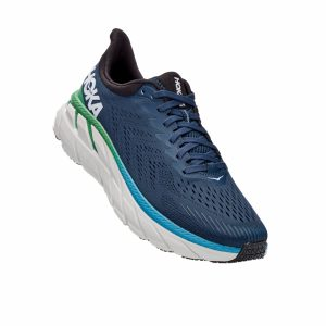 נעלי ריצה כביש רחבות HOKA Clifton 7 לגברים