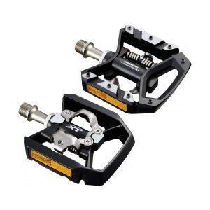 Shimano (T8000) Deore XT SPD Pedal W/ Reflector