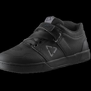 נעלי רכיבה קליטים Leatt Shoe 4.0 Clip Black