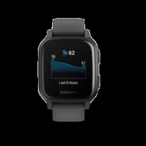 שעון דופק Venu Sq GPS אפור