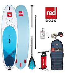 Red Paddle סאפ מתנפח רייד 2020 RIDE 10'6