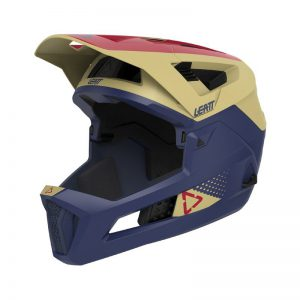 קסדת אופניים מלאה Leatt Helmet MTB 4.0 Enduro V21 Sand