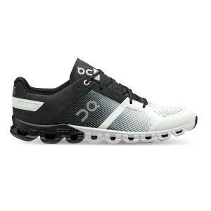 נעלי on cloud flow לגברים שחור לבן