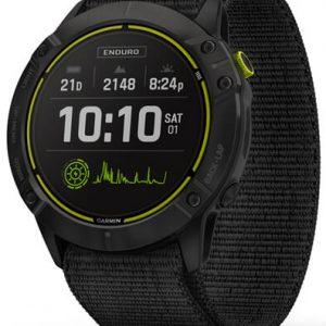 שעון דופק Garmin Enduro Solar Carbon Grey DLC Titanium