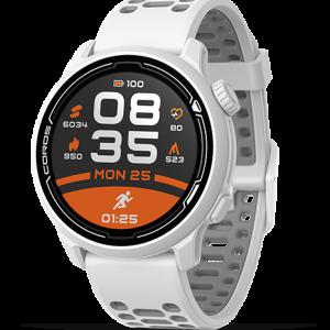שעון דופק COROS PACE 2 Premium GPS Sport Watch לבן רצועת סיליקון