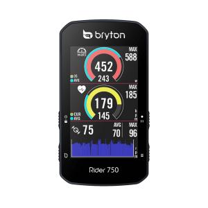 Bryton Rider 750 T מחשבון רכיבה לאופניים