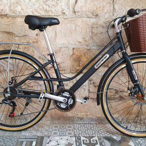 אופני עיר עם סל וסבל GHANG