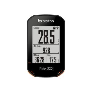 Bryton Rider 320 E מחשבון רכיבה לאופניים