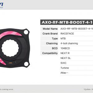 מד וואטים שטח AXO Power Meter for RaceFace