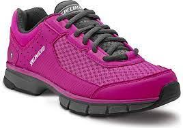 נעלי נשים רכיבת שטח פלאטים מידה 38 specialized cadette wmn