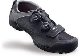 נעלי גברים רכיבת שטח קליטים מידה 47 S WORKS TRAIL SPECIALIZED