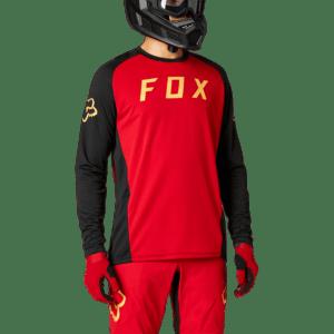 חולצת רכיבת שטח שרוול ארוך קיצית FOX