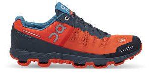נעלי ריצת כביש גברים מידה 41 ON CLOUDVENTURE PEAK