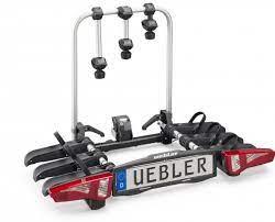 מנשא לאופניים חשמליים אובלר Uebler f24